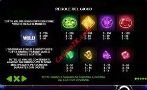 pagamenti Magic Crystals
