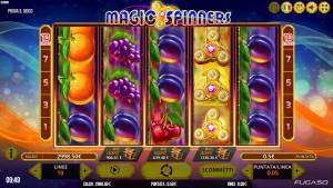 bonus Magic Spinners