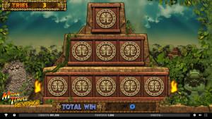 bonus Mayan Temple Revenge