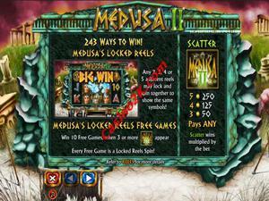 bonus Medusa II