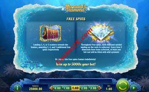 bonus Mermaid'S Diamond