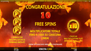 bonus Mighty Stallion Hold and Win