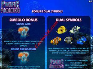bonus Pacific Paradise