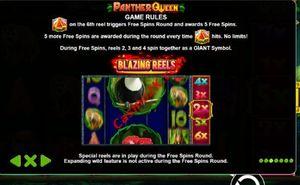 bonus Panther Queen