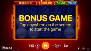 bonus Pearl Beauty: Hold and Win