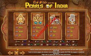 pagamenti Pearls of India