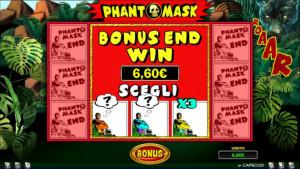 bonus Phantomask