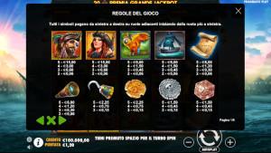 pagamenti Pirate gold
