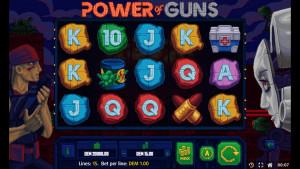 Power of Guns