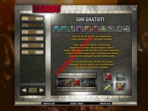 bonus Rambo