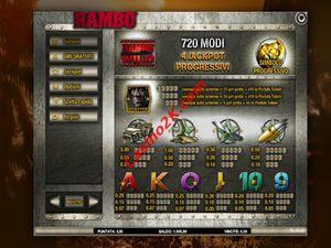 pagamenti Rambo