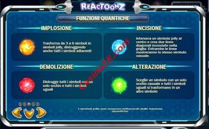 bonus Reactoonz