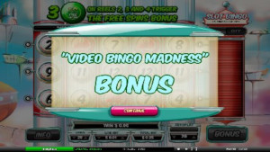 bonus Reely Bingo