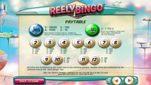 pagamenti Reely Bingo