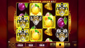bonus Respin Joker 81