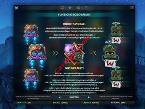 bonus Robo Smash