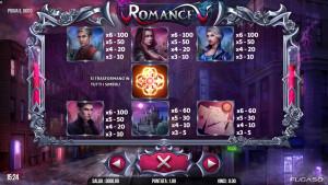 pagamenti Romance V