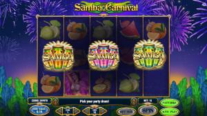 bonus Samba Carnival