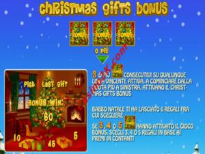 bonus Santa Surprise