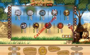 pagamenti Savanna Wild