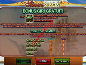 bonus Siberian Siren