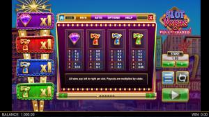 pagamenti Slot Vegas Fully Loaded