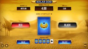 bonus Solar God