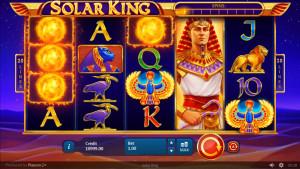 Solar King