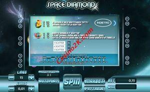 bonus Space Diamond