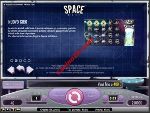 bonus Space Wars