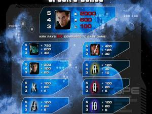 bonus Star Trek
