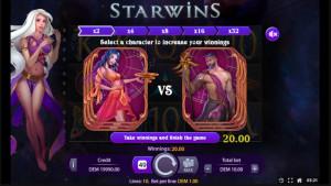 bonus Starwins