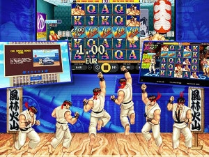 pagamenti Street Fighter II: The World Warrior Slot