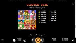 pagamenti Street Fighter II: The World Warrior Slot