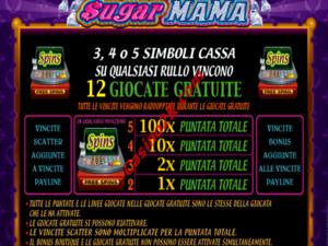 bonus Sugar Mama