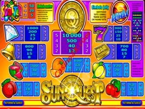 pagamenti SunQuest