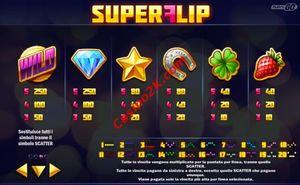 pagamenti Super Flip