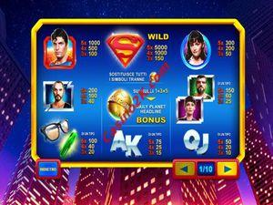pagamenti Superman 2