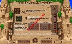 bonus The Egyptian Mystery