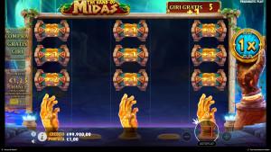 bonus The Hand of Midas