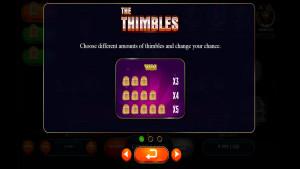 pagamenti The Thimbles