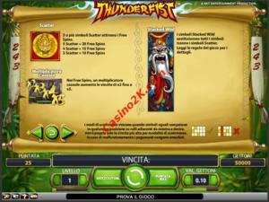 bonus Thunderfist