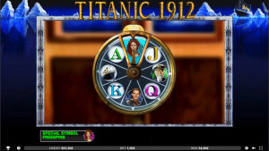 bonus Titanic 1912