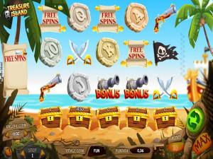 bonus Treasure Island