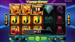 bonus Twin Spin
