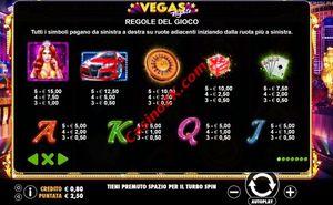 pagamenti Vegas Nights
