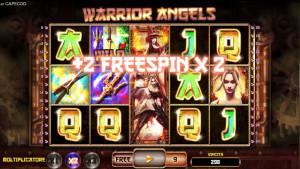 bonus Warrior Angels