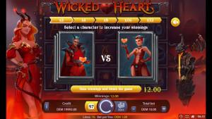 bonus Wicked Heart