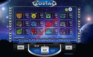 pagamenti Zodiac