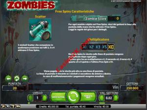 bonus Zombies
